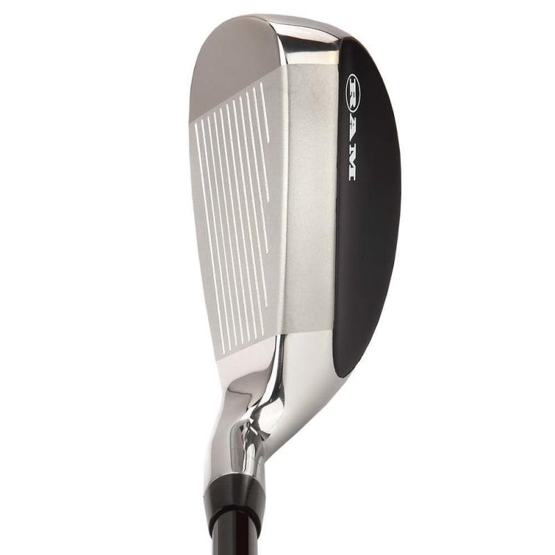 Ram Golf Laser Steel Hybrid Irons Set 4-SW (8 Clubs) - Mens Left Hand - Regular Flex #5
