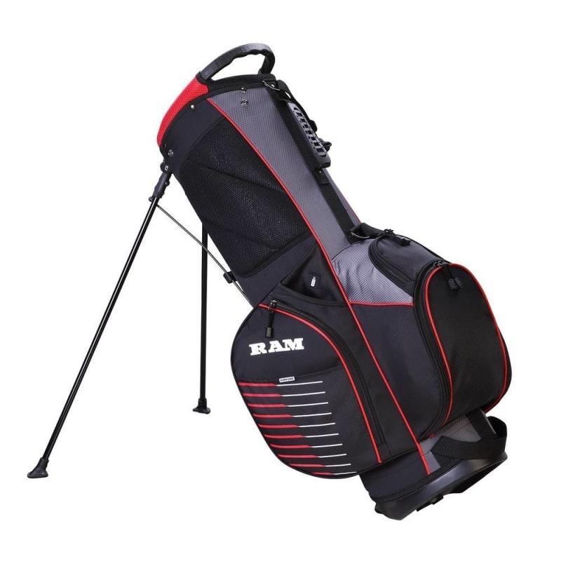 Ram Golf Lightweight Dual Strap Stand/Carry Bag #2