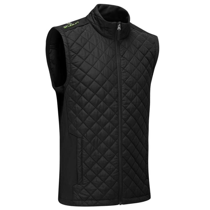 Stuburt Mens Endurance Sport Full Zip Padded Gilet