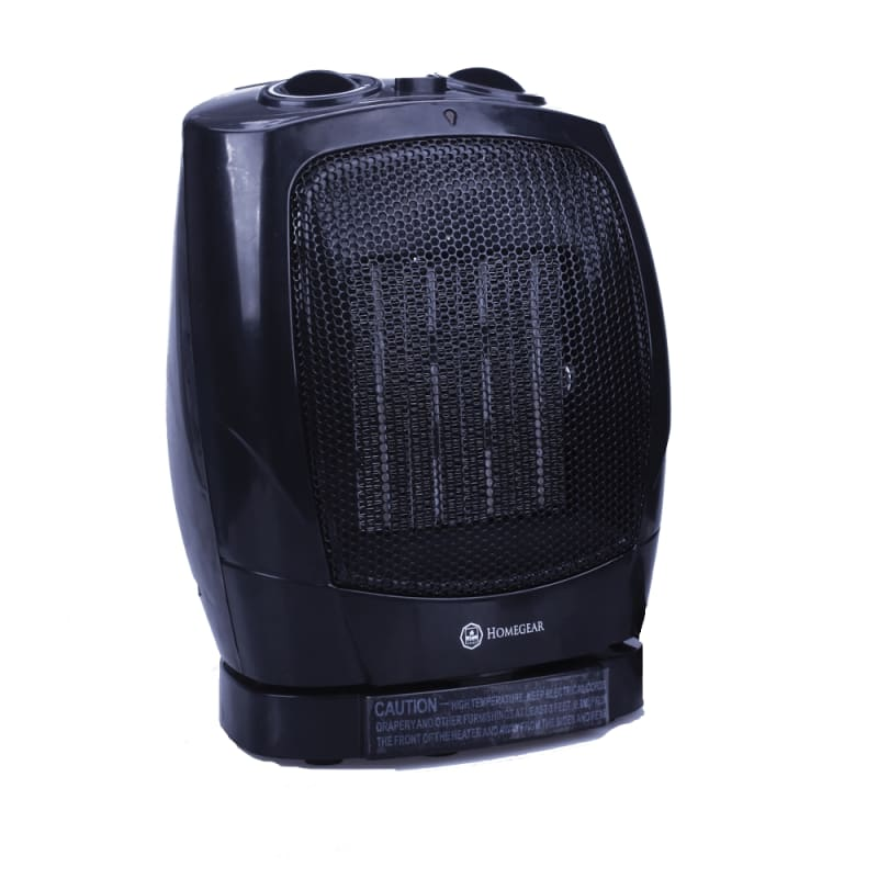 Homegear 1500W Portable Ceramic Space Heater #1