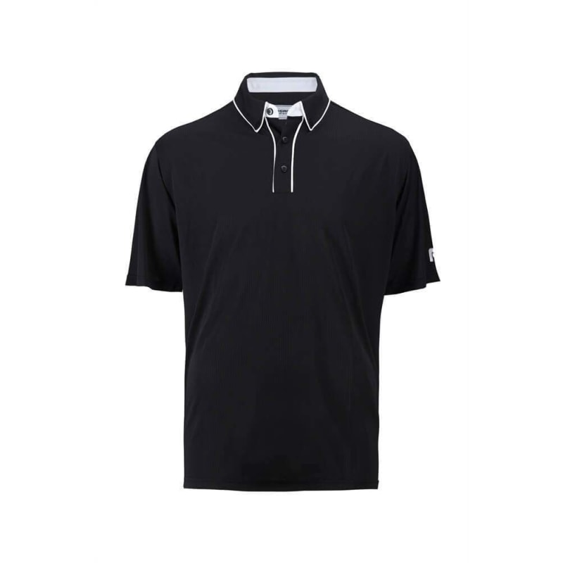 Forgan MXT V2 Golf Polo Shirts Black