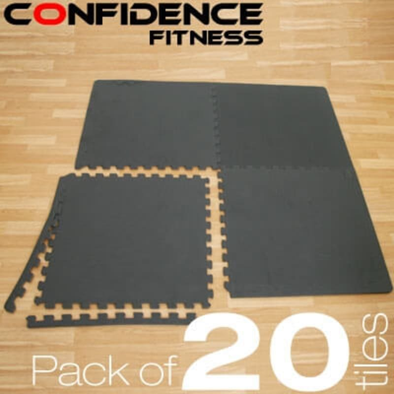 Confidence EVA Floor Mat / Guards V2 - 20 Tiles