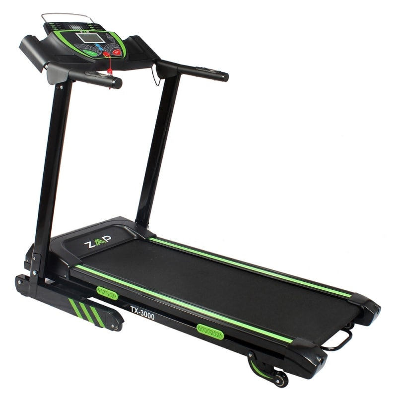Ex-Demo ZAAP TX-3000 Electric Treadmill Running Machine