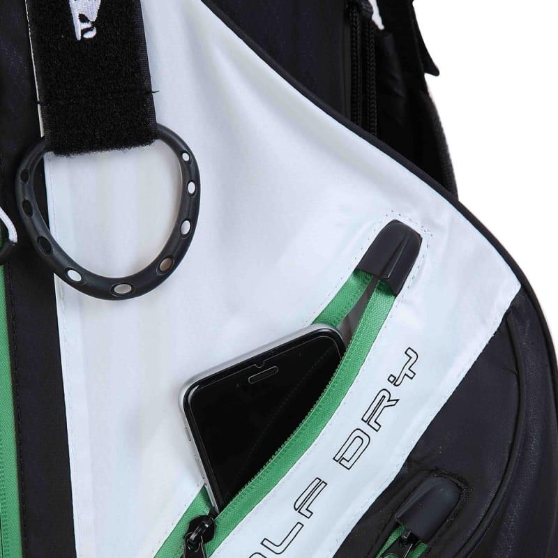 "Forgan GolfDry 9.5"" Waterproof Cart Bag #4"