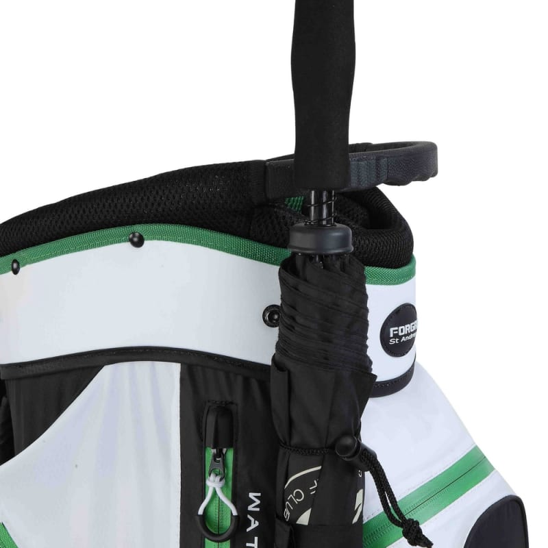 "Forgan GolfDry 9.5"" Waterproof Cart Bag #6"