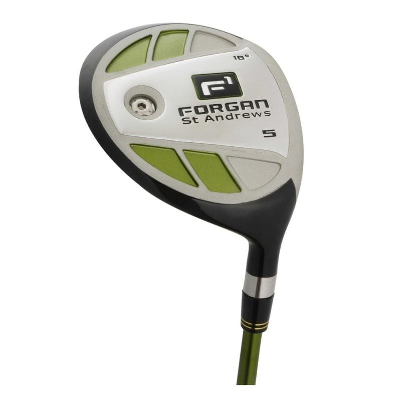 Forgan of St Andrews Series 1 FW Wood LEFTY