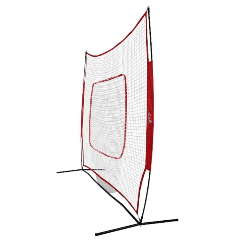 Woodworm Baseball and Softball 7ft x 7ft Practice Net V2 - Quick Set up with Carrying Case #1