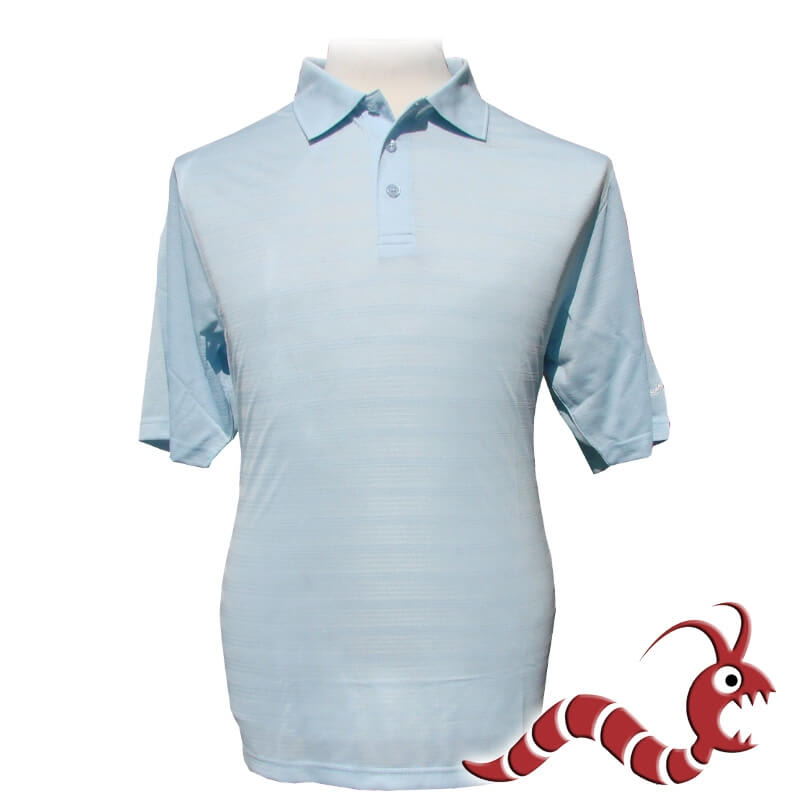 Woodworm Polo shirt Tone Hoop Light Blue