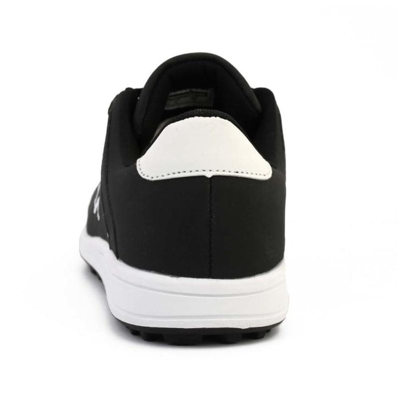 Woodworm Golf Surge V3 Mens Golf Shoes Black/White #4