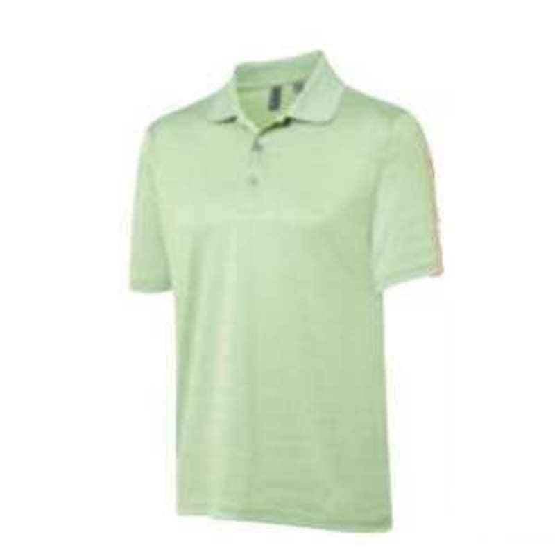 Ashworth Golf Solid Textured Polo