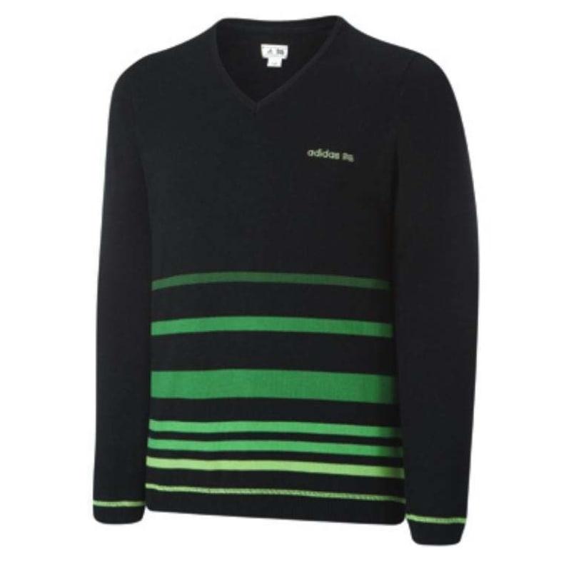 Adidas Golf Fashion Performance V-Neck Sweater