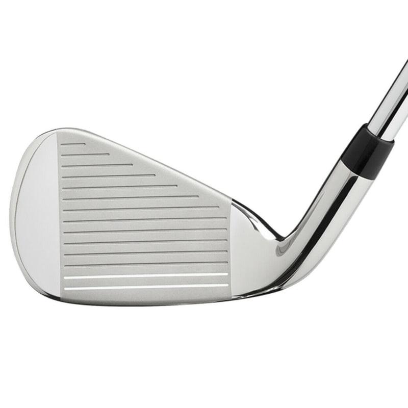 Callaway Golf X HOT Iron Set (4-PW, AW), Steel Shaft, Stiff Flex, MRH #1