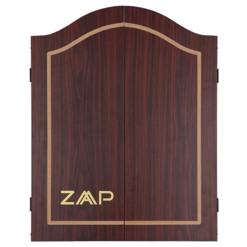 ZAAP Home Darts & Dartboard Set In Cabinet #3