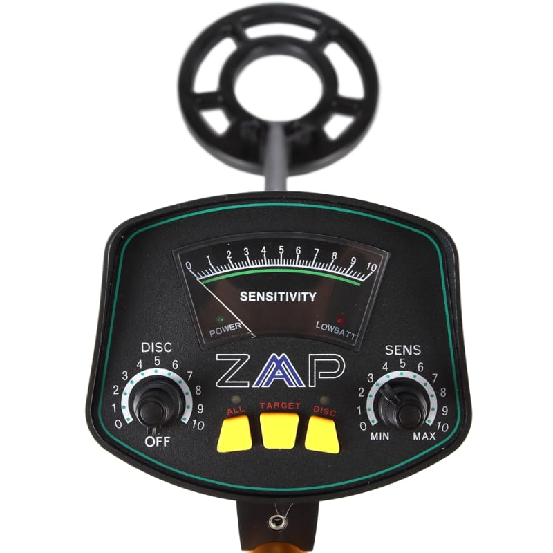 ZAAP Metal Detector with Waterproof Search Coil #2