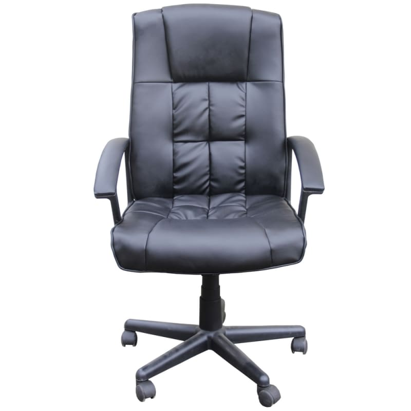 Homegear Deluxe Wheeled Home Office Chair #1