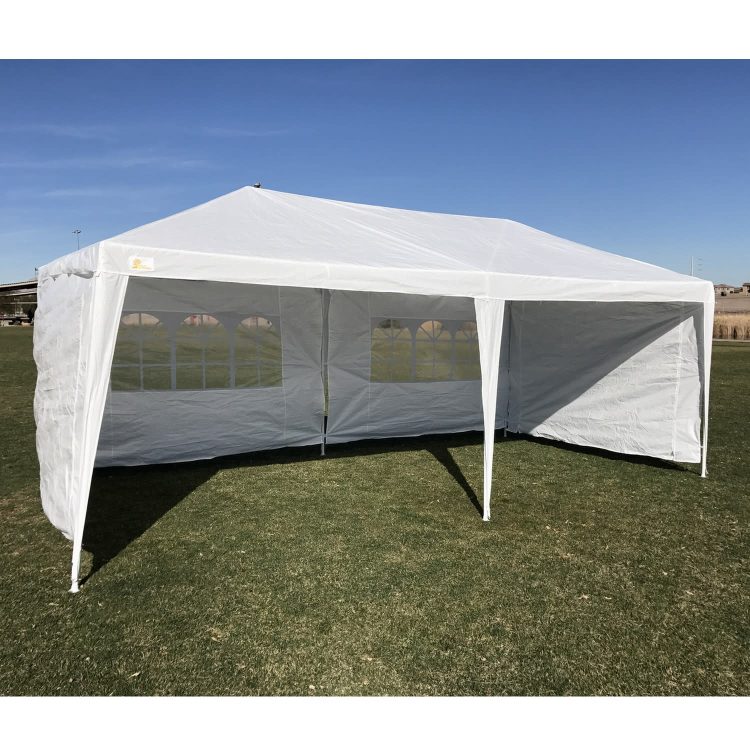 Palm Springs 3M x 6M Party Tent Marquee w 4 Panels The