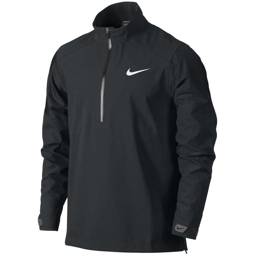 6836ba4e1a4a Nike Golf Storm-Fit Hyperadapt Half Zip Waterproof Top - The Sports HQ