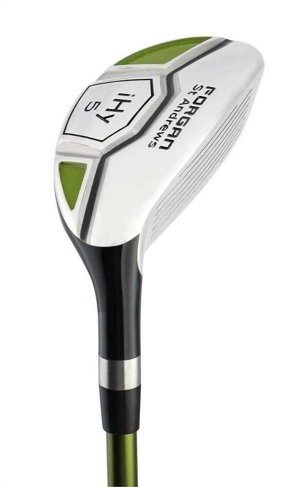 Forgan iHy Golf Right Hand Hybrid Iron