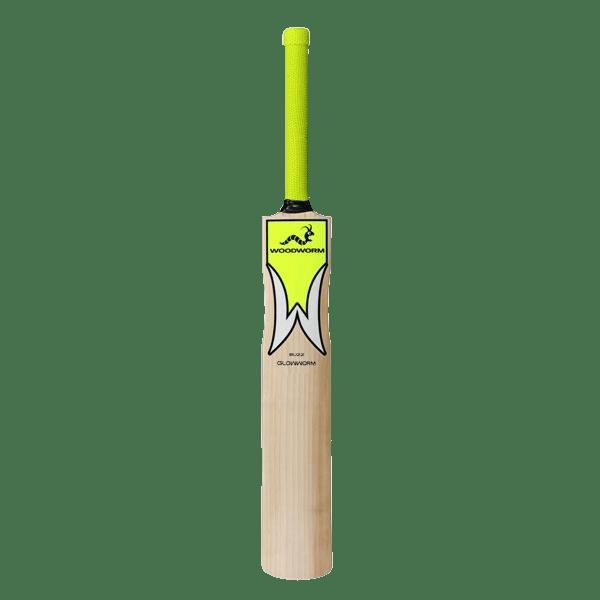 Woodworm Glowworm Buzz Junior Cricket Bat