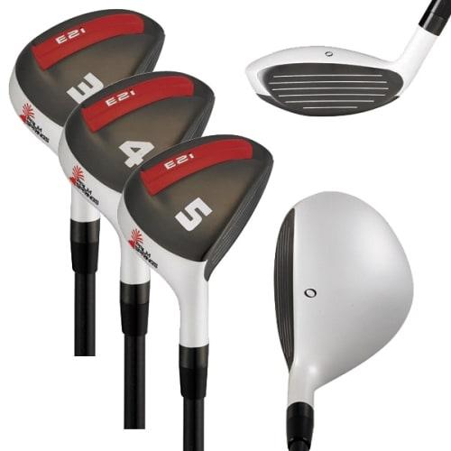 Palm Springs Golf E2i LEFTY Hybrid Set 3-4-5