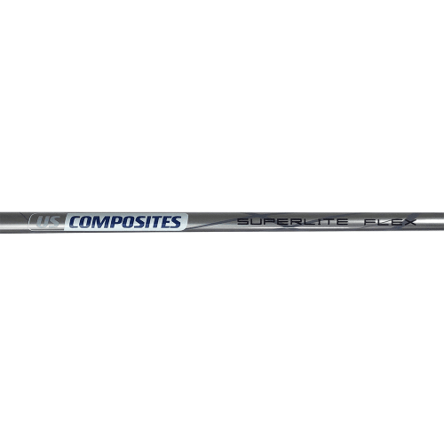 US COMPOSITES Lightweight 100% Pure Graphite Shaft for Hybrids - Regular Flex