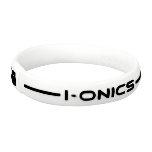 I-ONICS Power Sport Magnetic Band White / Black