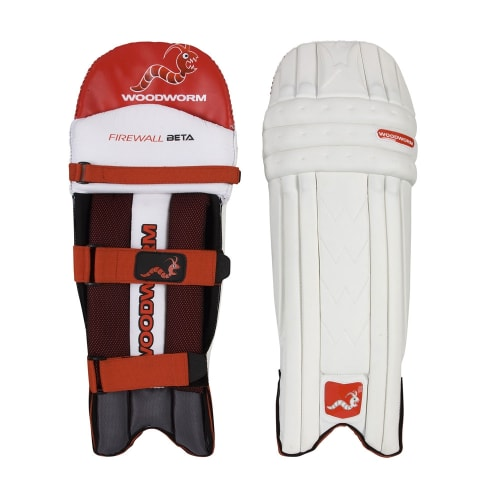 Woodworm Firewall Junior Batting Pads Beta