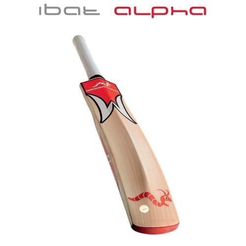 Woodworm iBat Junior Cricket Bat Alpha