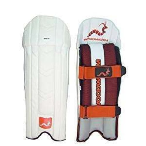 Woodworm Beta Mens Wicket Keeping Pads