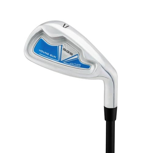 Young Gun SGS Junior Sand Wedge Blue Ages 6-8 Graphite Shaft