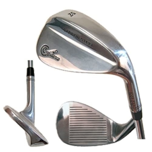 3b937528f2a2 Confidence Carbon Steel Lefty 5208 Gap Wedge