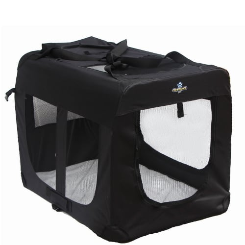 Confidence Pet Portable Folding Soft Dog Crate - 2XL
