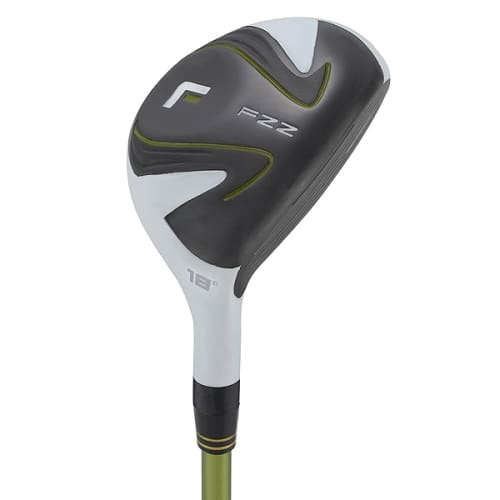 Forgan of St Andrews FZZ 24° Hybrid Rescue Iron Right Hand - Steel Shaft - Regular Flex