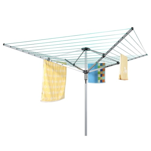 Homegear 4 Arm 50m Rotary Airer / Washing Line