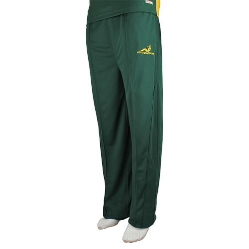 Woodworm Pro Series Training Trousers Green