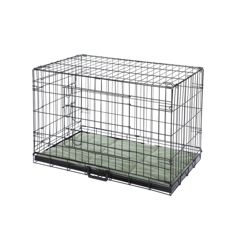 Confidence Pet Dog Crate with Bed V2 - Large