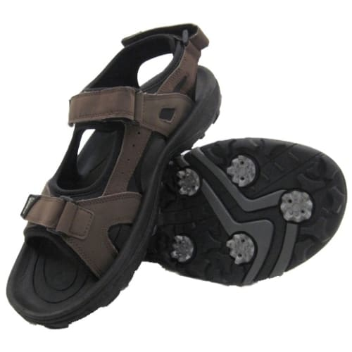 OPEN BOX Palm Springs Mens Premium Golf Sandals