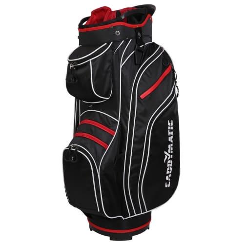 Caddymatic Golf Tour 14-Way Cart Bag