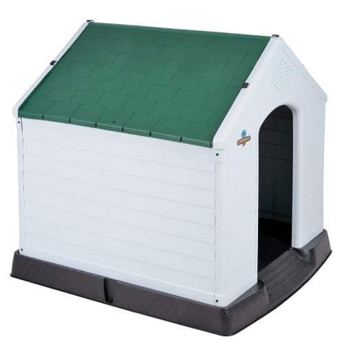 Confidence Pet XL Waterproof Plastic Dog Kennel
