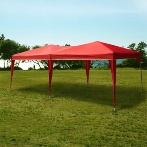 Palm Springs 10' x 20' EZ POP-UP Folding Gazebo