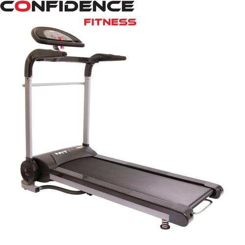OPEN BOX Confidence MTI Motorized Treadmill