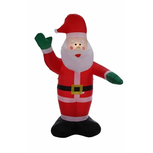 Homegear 8ft Christmas Inflatable - Santa