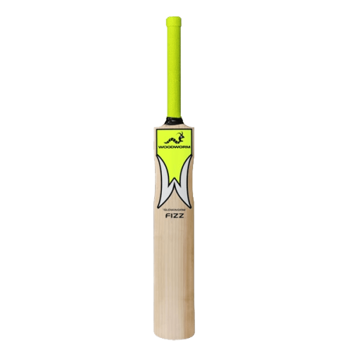 Woodworm Glowworm Fizz Junior Cricket Bat