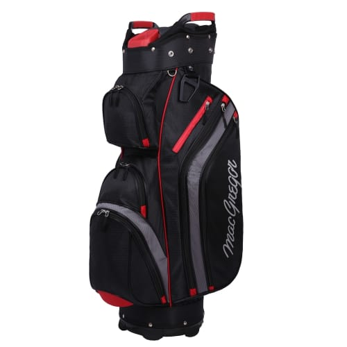 MacGregor Golf Cooler 14-Divider Top Cart Bag with Removable Insulated Cooler