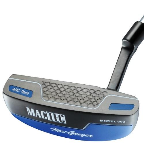 MacGregor Golf MacTec 02 Semi-Mallet Putter