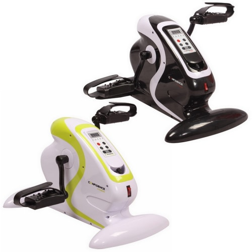 Confidence Fitness Motorized Electric Mini Exercise Bike