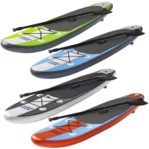 OPEN BOX North Gear 10FT Inflatable SUP Stand up Paddle Board