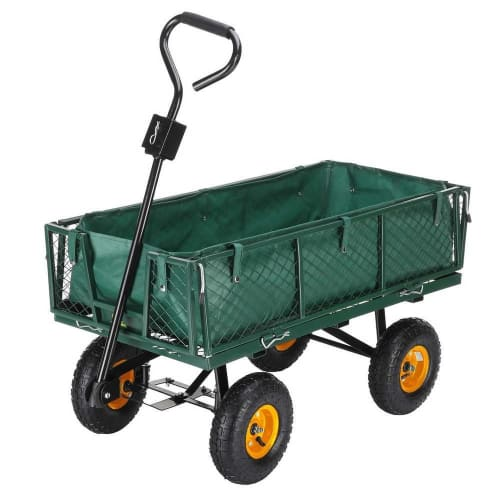 Palm Springs Heavy Duty Garden Cart /Utility Wagon