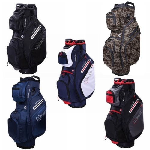 Ram Golf FX Deluxe Golf Trolley Bag with 14 Way Dividers