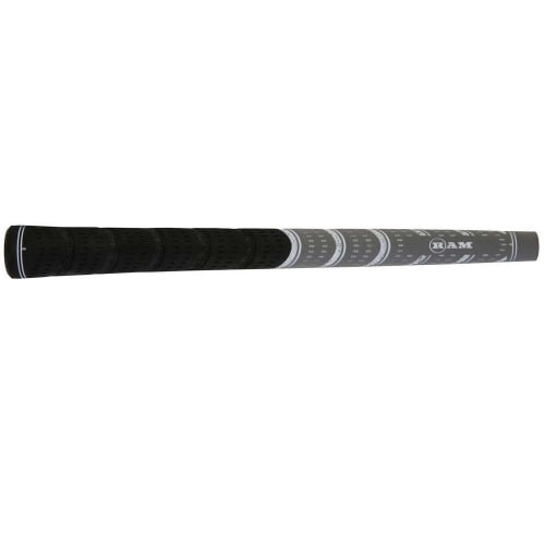 7 x Ram FX Midsize Golf Grip- Black/Grey